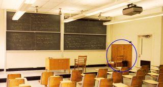 """A """"Master Classroom"""" circa 1991"""